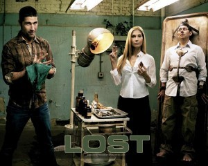 Just like this confusing promotional poster, Lost's conclusion left watchers scratching their heads.