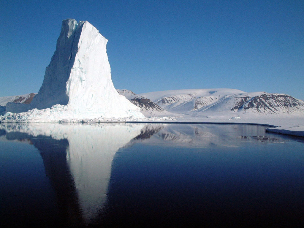 Data in your presentations should act like an iceberg