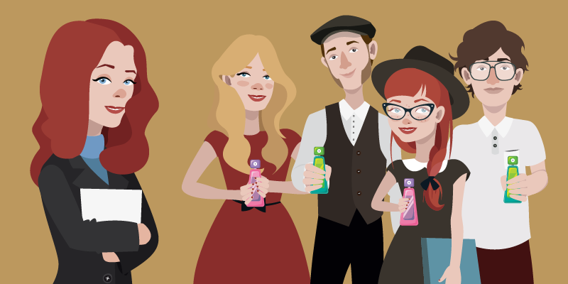 4 Different Personality Types of Customers