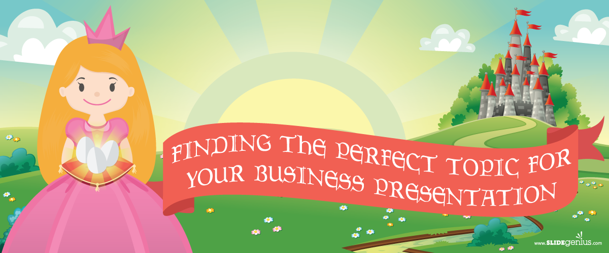Finding the Perfect Topic for Your Business Presentation